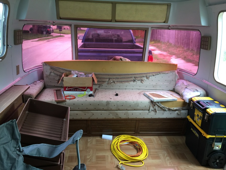 airstream argosy renovation goucho before